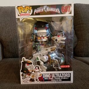 Power Rangers Dino Ultrazord Pop! 10""